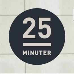 25 minuter (podcast) – #57 Martin Sköld – Dubbelt Effektiv